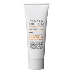 ママバター UVケアミルクの写真