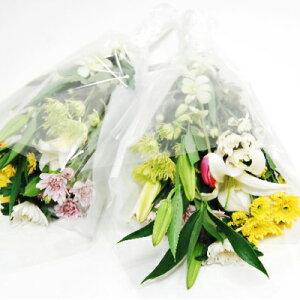 お供え用の花束セット【1対】