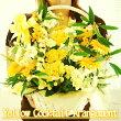 黄色のお花がたくさん♪金運アップ