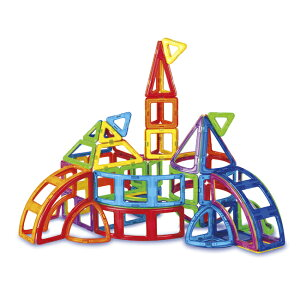 【のし・ラッピング無料】ボーネルンド 正規品 幾何学形を磁石でつなげるブロック!【送料無料】...
