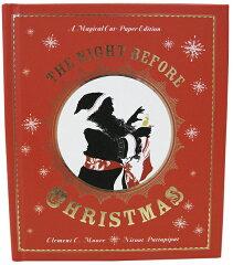 しかけ絵本 クリスマスのまえのよるに【ナチュラルリビング】
