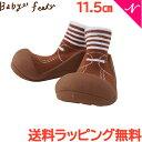 Baby feet (ベビーフィート) フォーマルブラウン 11.5cm ベビーシューズ ベビースニーカー ファーストシ...