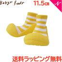 \全商品16倍/Baby feet (ベビーフィート) カジュアルイエロー 11.5cm ベビーシューズ ベビースニーカ...