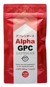 アプレンダーズアルファGPCカプセル(α-GPC250mg×120カプセル)
