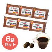 羅漢果顆粒500g×6個セット【羅漢果工房】