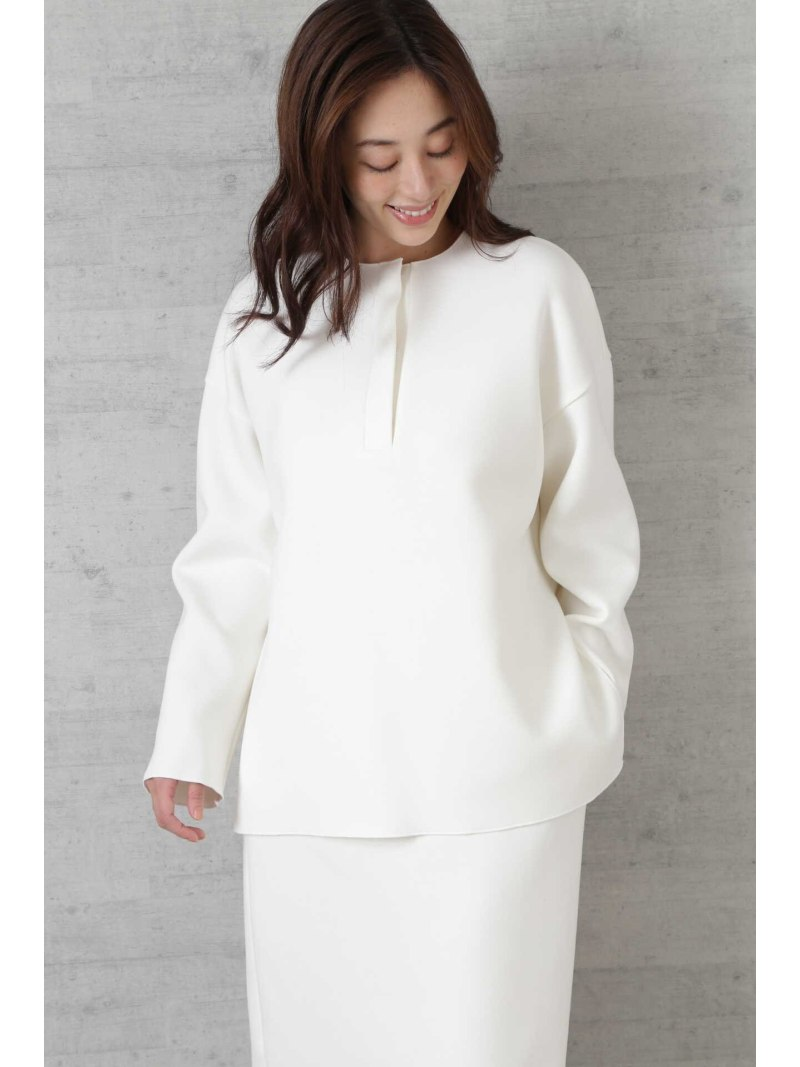 トップス, Tシャツ・カットソー Rakuten FashionSALE10OFFOggi 12Stylist NATURAL BEAUTY BASIC RBAE