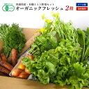 【お徳用】有機JAS認定 オーガニックフレッシュ2箱セット ヤマトクール冷蔵品発送 送料無料