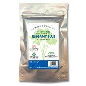 ナチュラルヘアケアオーガニックエレガントブルー100%天然植物インディゴ白髪染めへアカラー