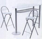 カウンターテーブルチェアー カウンター テーブル ダイニング リビング テーブルセット ホワイトカウンターテーブル キッチン