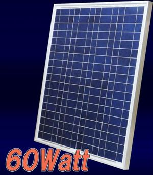 特価ソーラー発電セット 24V y-solar 60W+SABB10+配線「4sq5m,1.25sq1.5m」[正規品/日本語の説明書付き/無料保証2年(電池を除く)]画像