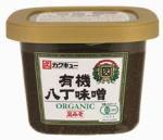 有機JAS認定・豆麹独特の味で濃厚な風味カクキュー(角久)有機八丁味噌 300g