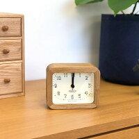 Madej(マデイ)デスククロックカード目覚まし時計置き時計アラーム時計