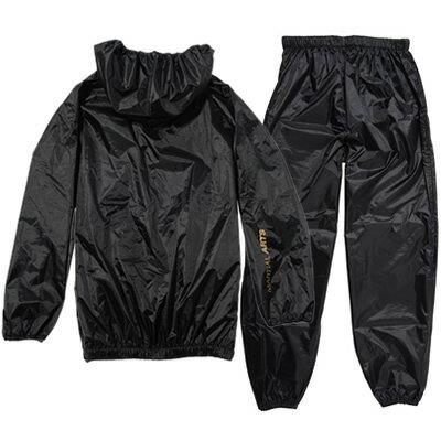 !!アディダス(adidas)サウナスーツ(日本向けサイズ)ジッパー・フード付 男女兼用 ADIRYUSMUJ