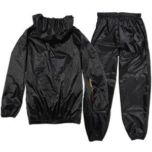 アディダス(adidas)サウナスーツ(日本向けサイズ)ジッパー・フード付男女兼用ADIRYUSMUJ
