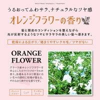 ダイアンボヌールモイストリラックスシャンプー&トリートメントセット〈オレンジフラワーの香り〉