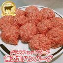 無添加!牧草牛ハンバーグ1Kgグラスフェッドビーフ オメガ3脂肪酸 アミノ酸 糖質制限 腸活 成長ホルモン不使用 キャンプ アウトドア 1