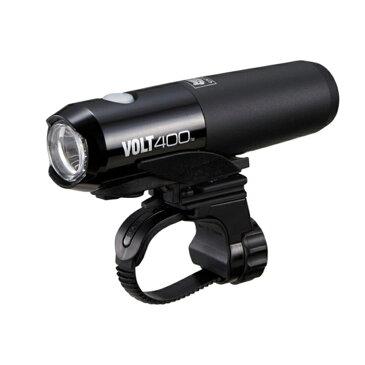 キャットアイ(CAT EYE) HL-EL461RC VOLT400 充電式LEDライト ブラック HL-EL461RC