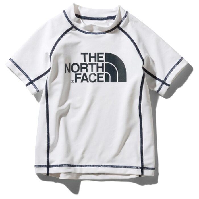 THE NORTH FACE(ザ・ノースフェイス) S/S SUNSHADE PULLOVER 140 W(ホワイト) NTJ12044