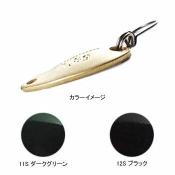 シマノ(SHIMANO)カーディフエリアスプーンロールスイマー1.8g11S(ダークグリーン)TR-018K
