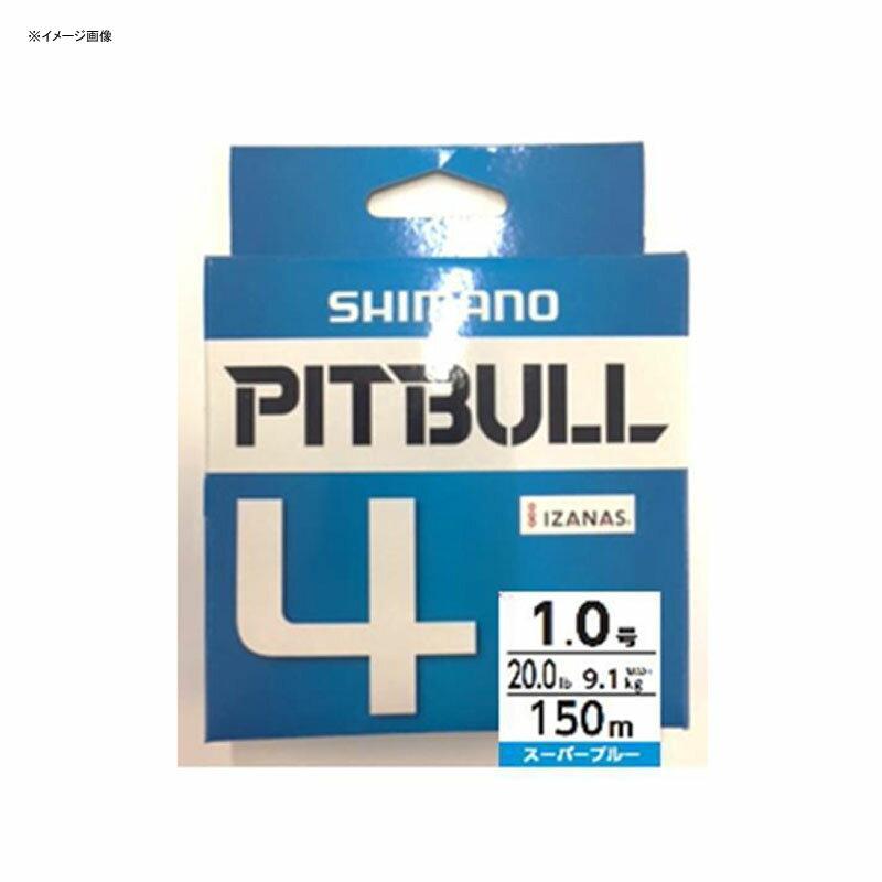 フィッシング, ライン (SHIMANO) PL-M54R PITBULL()4 150m 0.6 57268