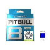 シマノ(SHIMANO) PL-M68R PITBULL(ピットブル)8 200m 1.5号 スーパーブルー 57331