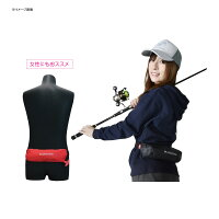 Takashina(高階救命器具)膨脹式ライフジャケット(水感知機能付き)フリーブラックBSJ-9320RS