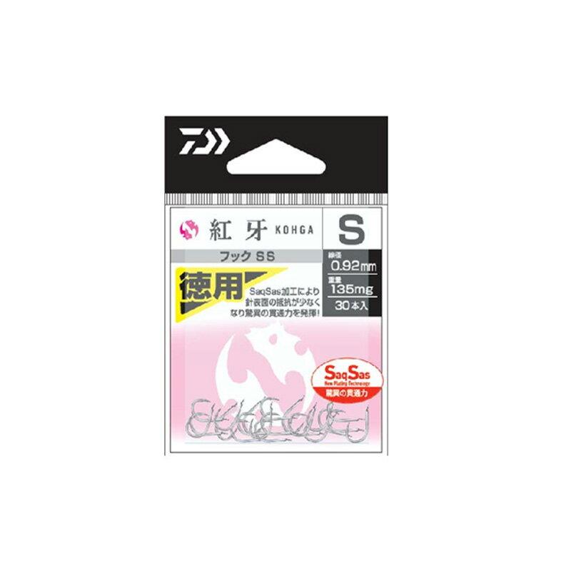 フィッシング, フック・針 (Daiwa) SS SSS 07312561