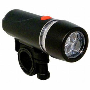 自転車用アクセサリー, ライト・ランプ (CAPTAIN STAG) 3LED Y-4602