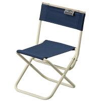 BUNDOK(バンドック)バカンスチェアレジャーコンパクト折りたたみ椅子50kg耐荷重MNV(ネイビー)BD-108NB
