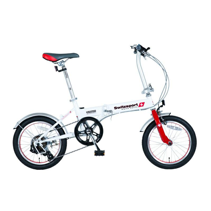 自転車・サイクリング, 折りたたみ自転車 Switzsports() VARZO-II II166 MDL31008