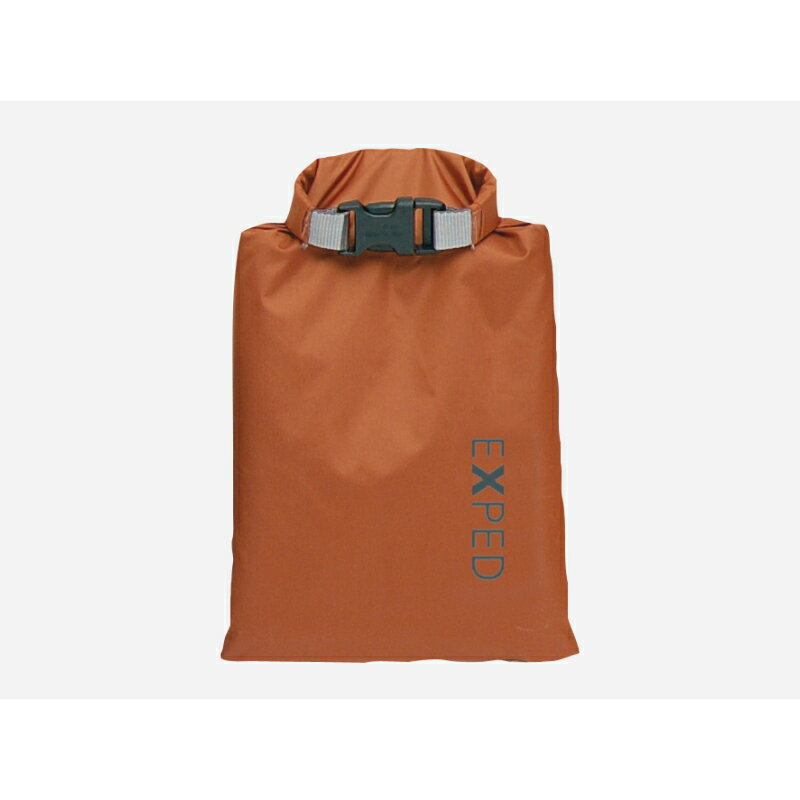 スポーツバッグ, その他 EXPED() Crush Drybag 2-dimensional XS terracotta 397230