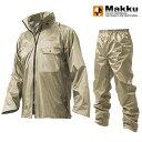 マック(Makku) いぶし銀 EL ライトグレー AS4000