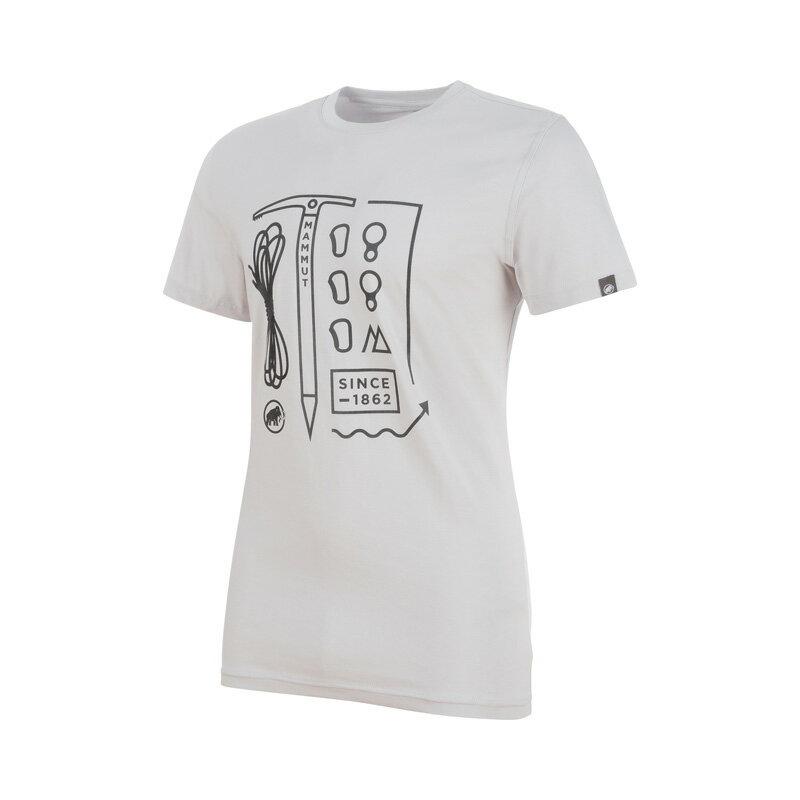 メンズウェア, その他 MAMMUT() Sloper T-Shirt Mens M marble 1041-07112