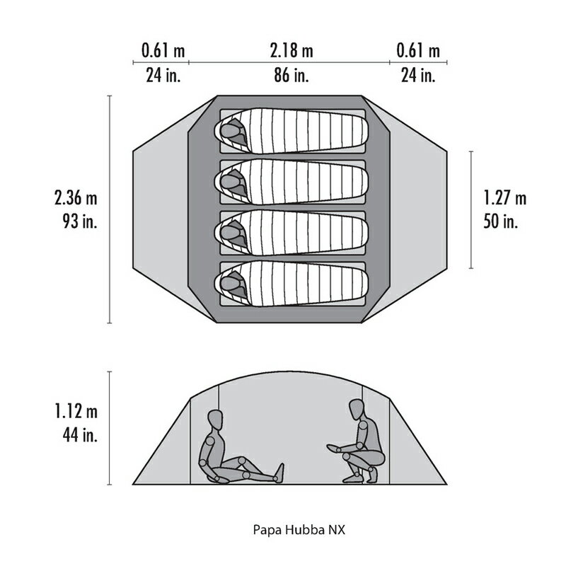 MSR(エムエスアール) 【国内正規品】パパハバNX 37007