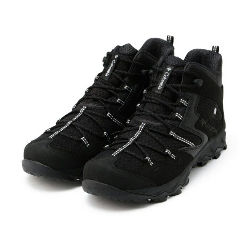 登山・トレッキング, 靴・ブーツ Columbia() SABER IV MID OUTDRY(4 ) 8.526.5cm 010(Black) YM7463