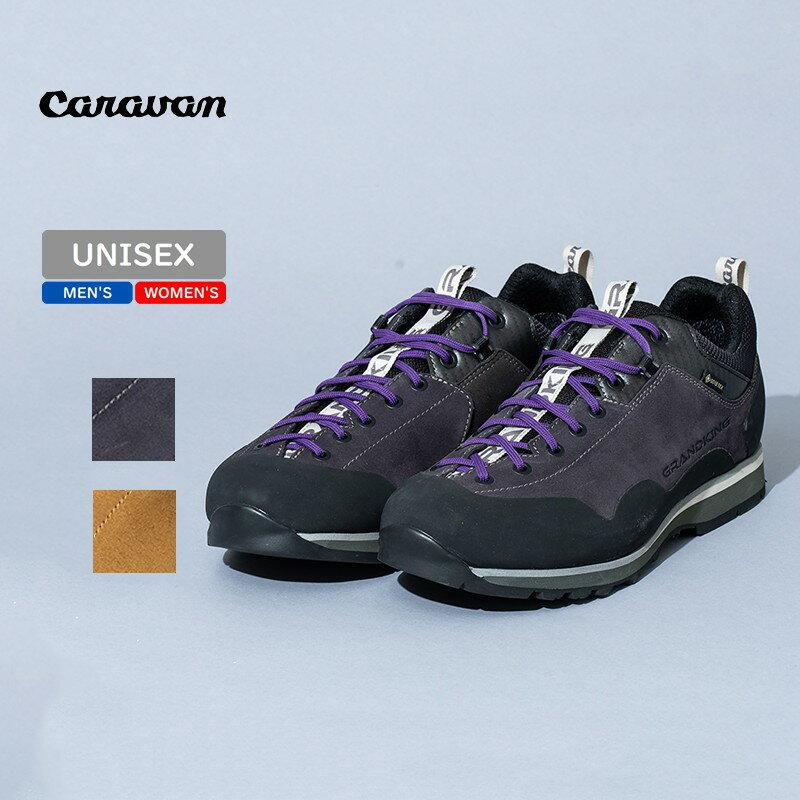 登山・トレッキング, 靴・ブーツ (Caravan) 21GK26 28.5cm 109() 0011260109 285
