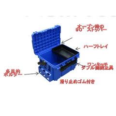 メイホウ(MEIHO)バケットマウスBM−700028Lブルー