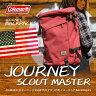 Coleman(コールマン) 【JOURNEY/ジャーニー】JNスカウトマスター 25L ピンク 2000021704