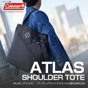 Coleman(コールマン) 【ATLAS/アトラス】アトラスショルダートート/ATLAS SHOULDER TOTE 21L ブラック 2000021735