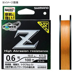 シマノ(SHIMANO) パワープロ Z(POWER PRO Z) 200m 0.8号 オレン…