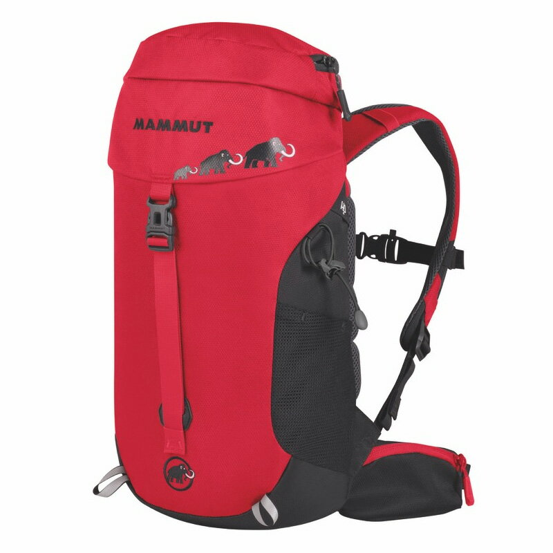 MAMMUT(マムート) First Trion Kid's 18L 0575(black×inferno) 2510-03110