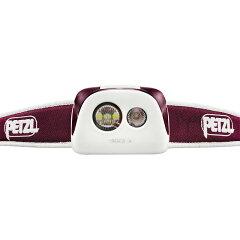 PETZL(ペツル)ティカ+PurpleE97HFE