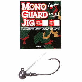 モーリス グランノガレス モノガード ジグ 3.5g-#1