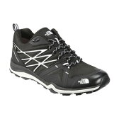 THE NORTH FACE(ザ・ノースフェイス) HEDGEHOG FASTPACK LITE GORE−TEX Men's 8.5/26.5cm KW(TNFブラック×ホワイト) NF01525