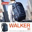 Coleman(コールマン) 【WALKER/ウォーカー】ウォーカー33/WALKER33 33L ネイビーボーダー 2000027043