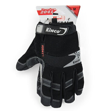 KINCO GLOVES(キンコ グローブ) 2041_L Kincopro Synthetic Leather Gloves L 40620013