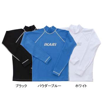 IKARI(イカリ)ラッシュガードWOMEN'SフリーパウダーブルーAW701PB