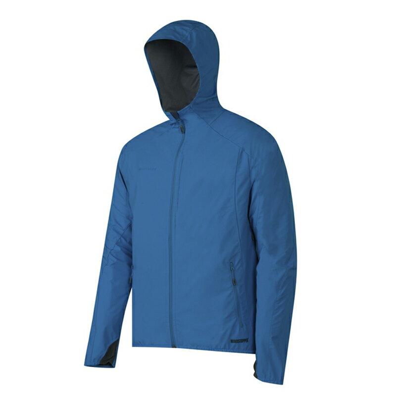 マムート Ultimate Light SO Hooded Jacket AF Men