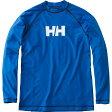 HELLY HANSEN(ヘリーハンセン) HE81604 L/S RASHGUARD L FB