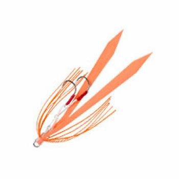 バレーヒル(ValleyHill) 桜舞 スペシャルパーツ 簡単ユニット ストレート 210mm 03 ブライトオレンジ